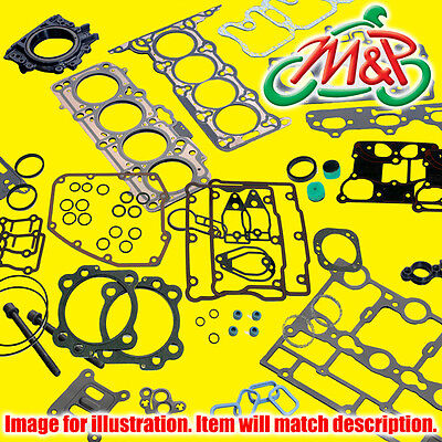 Suzuki DR 125 S SF43B 1985 Replica Clutch Cover Gasket