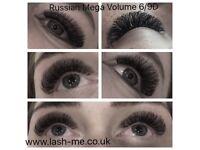 Russian Volume Eyelash Extensions, Microblading, Classic mink eyelashes, Lash Lift