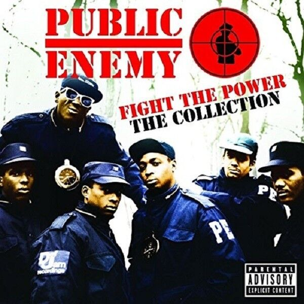PUBLIC ENEMY - FIGHT THE POWER: THE COLLECTION  CD NEU