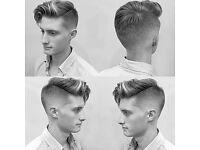 FREE MEN'S HAIRCUTS AT JONES&PAYNE