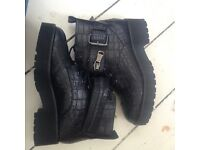 River island brand new boots