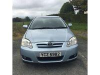 Toyota Corolla T3 VVTI *Low mileage*