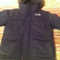 NEW with tags, very warm boys winter coats, size 7 & 8
