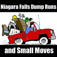 Niagara Falls Dump Runs & Small Moves