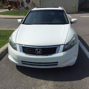 PRICED TO SELL TODAY! HONDA ACCORD 2008!