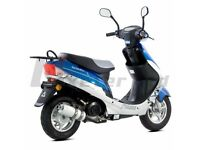 Pulse Scout 50cc Scooter