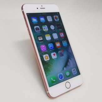 IPHONE 6S PLUS 128GB ROSE GOLD COLOUR UNLOCKED
