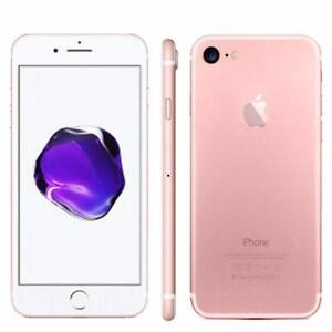 iPhone 7 32GB Rose Gold UNLOCKED ( including Freedom / Chatr ) 9.5/10 condition $525 FIRM
