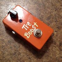 May Treble Booster clone TL Pedals