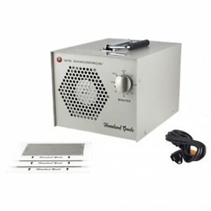 ELECTRONIC OZONE GENERATORS PROFESSIONAL GRADE ONLY 4 AVAILABLE