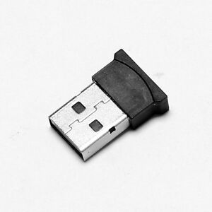Micro Mini USB 2.0 Bluetooth V2.0&V1.2 EDR Dongle Wireless Adapter PC Laptop