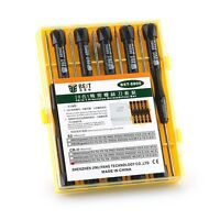 10pc mini screwdriver set-with Torx-T3-T4-T5-T6 & others