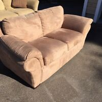 Love Seat Couch for Sale
