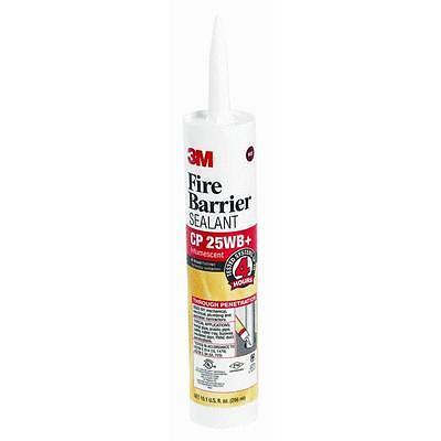 3M CP-25WB+/10.1 Fire Barrier Caulk 10.1 Fluid oz Tube