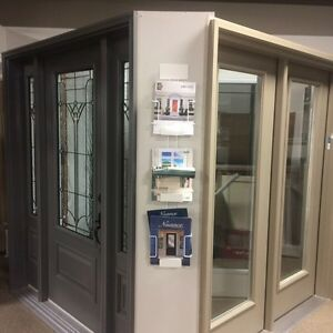 Clearance Sale on Display Doors , Cabinetry and More