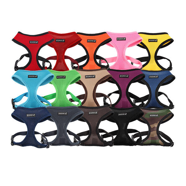 Puppia® Soft Harness  - 15 Colors / 6 Sizes
