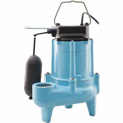 Little Giant 9sn-cia-sfs - 410 Hp Cast Iron Sewage Pump 2 W Vertical Flo...