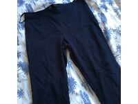 Navy Blue Smart Work Trousers