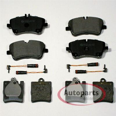 Mercedes CLK [C209 A209] - Bremsbeläge Bremsklötze für vorne und hinten