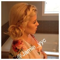 Hairstylist Mobile Calgary *Special Events, Updos&style*
