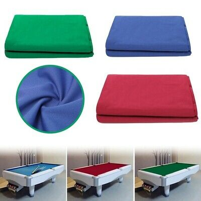 Pool Table Felt Billiard Cloth 10Ft For 8 Foot Table Stretchable Wool Nylon 21Oz Billiard Table Felt Cloth