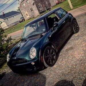 Immaculate 06 Mini Cooper price is OBO