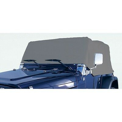 Deluxe Cab Cover for Jeep CJ Wrangler YJ TJ 1976-2006 391332102 Outland