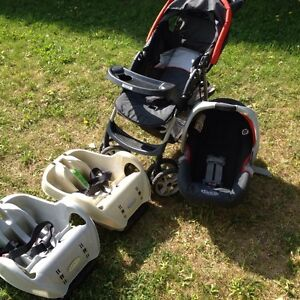 Graco travelling system