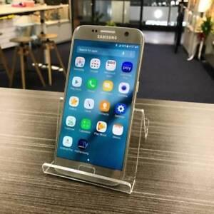 Galaxy S7 32G Silver Good condition AU model 6-MONTH Warranty