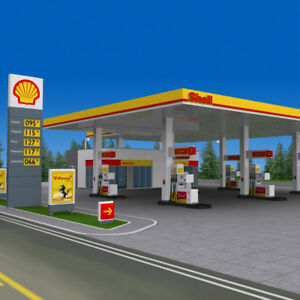 Shell with Tim Hortons+Property+C Store