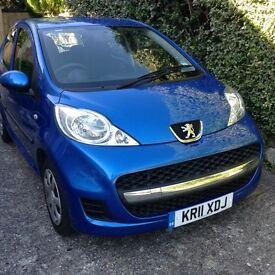 *REDUCED* for quick sale. 2011 Peugeot 107 1.0 Urban 5 door