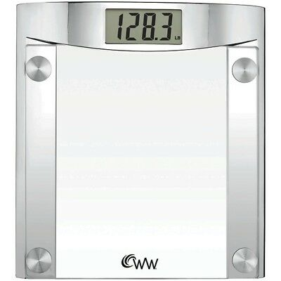 CONAIR(R) WW44Y Conair(R) Weight Watchers(R) Glass Scale