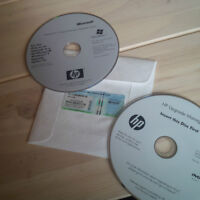 Windows 7 HP Upgrade kit- 2 copies available!