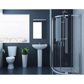 Bathroom suite ( Brand new in box )