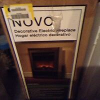 New Unopened Electric Fireplace