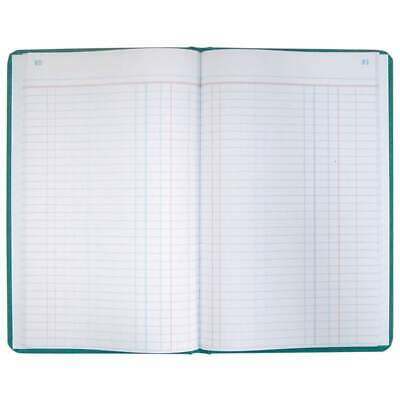 Boorum And Pease Canvas Account Book Journal 12 18 X 7 58 300 Pages Blue