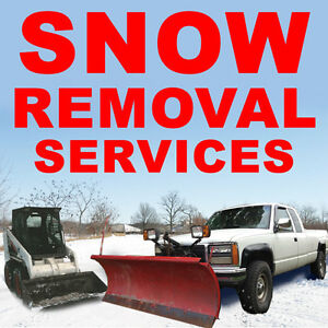 SNOW PLOWING AND SNOW REMOVAL SERVICES - SNOW PLOW Peterborough Peterborough Area image 1