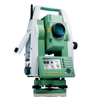 "LEICA TS06 3"" RELFECTORLESS R500 TOTAL STATION ***SAVE OVER 3K**"