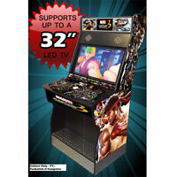 Custom Arcade Cabinets - Great for Mame/PS3/Xbox