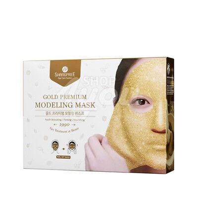 1 Ea Pack (ShangPree Gold Premium Modeling Mask 1Pack 5ea +Free Sample)