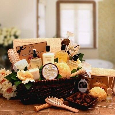 Womens Gift Basket Majestic Spa Gift Basket For Women Free Shipping