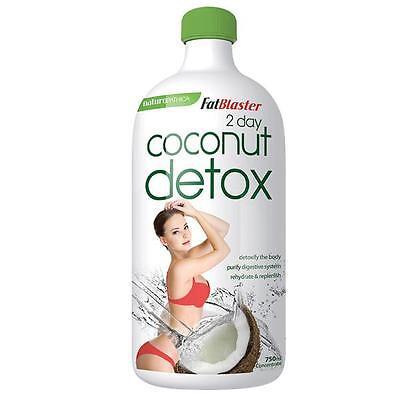 Naturopathica Fatblaster 2 Day Coconut Detox (Naturopathica Fatblaster 2 Day Coconut Detox 750ml)