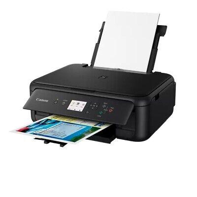 Stampante Multifunzione a Colori Canon InkJet PIXMA TS5150 Nero