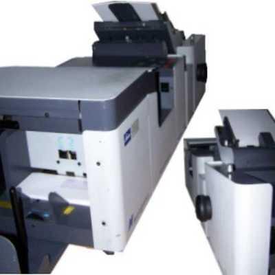 Falz und Kuvertiermaschine Stielow Neopost SI 65 2 Stationen Top-Zustand
