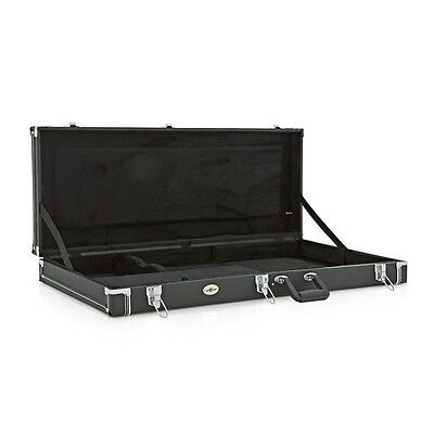Electric Guitar Case by Gear4music Black