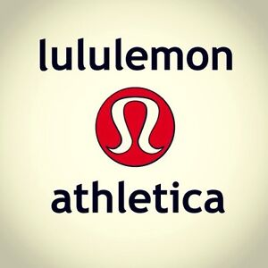 100 Pieces Of LULULEMON Clothing - Enormous Lot!!!