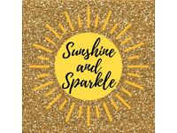 Sunshine and sparkle cleaning services