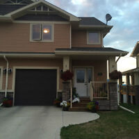 Rent this Fully Developed Sylvan Lake Townhouse with Garage