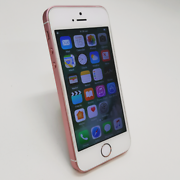 IPHONE SE 16GB ROSE GOLD COLOUR IN MINT CONDITION Southport Gold Coast City Preview