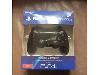 Ps4 PlayStation 4 wireless controller nearly new boxed